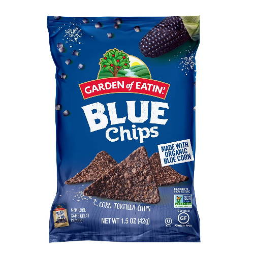 Blue Corn Tortilla Chips Glycemic Index