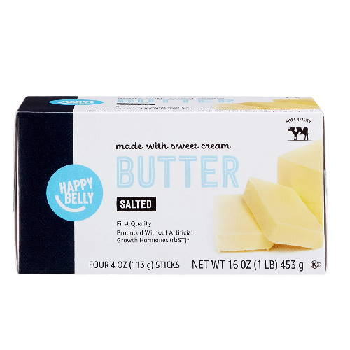 Butter Glycemic Index