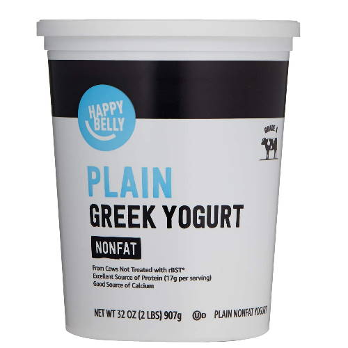 Glycemic Index Greek Yogurt