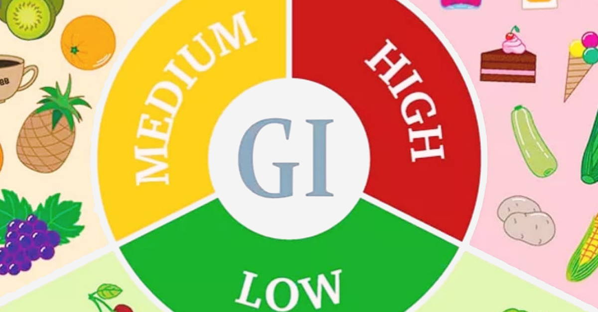 Which factor is least likely to influence the glycemic index of a food?